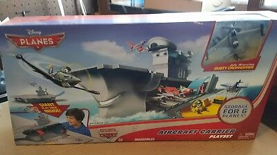 Imc Toys Disney Planes Dusty Walkie Talkie Aircraft Carrier Base Station Playset