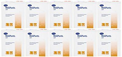 HARTMANN Molipants Soft Pack de 3 Alèses L - Lot de 10