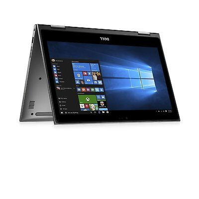 "Dell Inspiron 13.3"" 2-IN-1 Laptop Touch Intel i7-8550U 8GB 256GB SSD Windows 10"