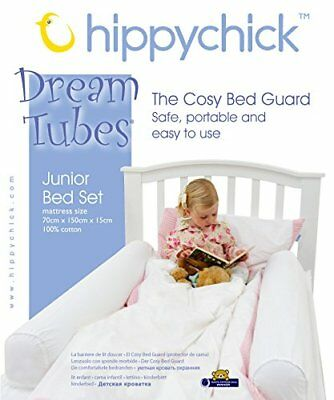 Hippychick Dream Tubes - Barrière de Lit Gonflable et son Drap - ensemble - 7...