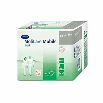 Hartmann - 915853 - Molicare Mobile Light Large P14 K4 - Pack 14