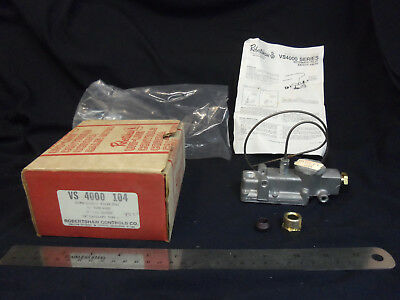 New Robertshaw Oven Automatic Pilot Safety Valve Tube Pipe Capillary gas