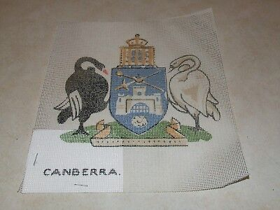 Tapestry - Coat of Arms - Canberra - New