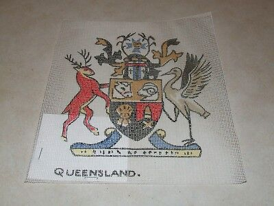 Tapestry - Coat of Arms - Queensland - New