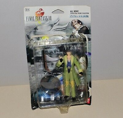 Final Fantasy VIII / 8 - Irvine Kinneas - original Bandai 1999