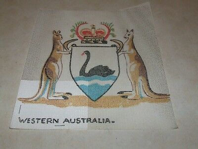 Tapestry - Coat of Arms - Western Australia - New