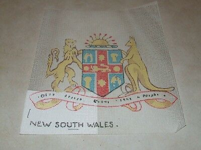 Tapestry - Coat of Arms - New South Wales - New