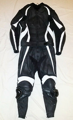 Roadracing Leathers Size 54 55 56 - FREE SHIPPING!  Motorcycle Road Race Suit