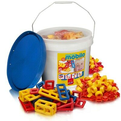 Mobilo Large Bucket 234 Piece
