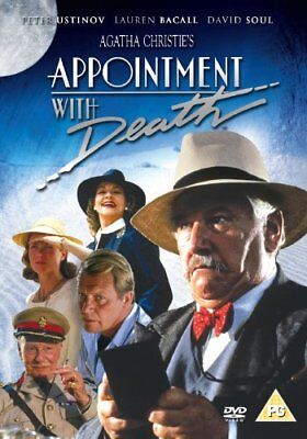 Agatha Christies Appointment with Death [DVD] [1988][Region 2]