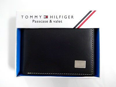 BNTW RRP £60 TOMMY HILFIGER CARD HOLDER AND KEYRING GIFT SET