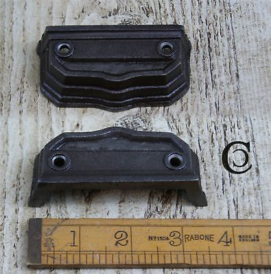 Medium Cast Iron Rim Latch Keep for Slide Bolt