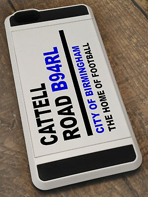 Personalised case for apple iphone, shockproof card holder, Birmingham City Fc