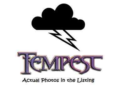 MTG Magic the Gathering Tempest Mixed Commons, Uncommons, Rares. Multi Listing