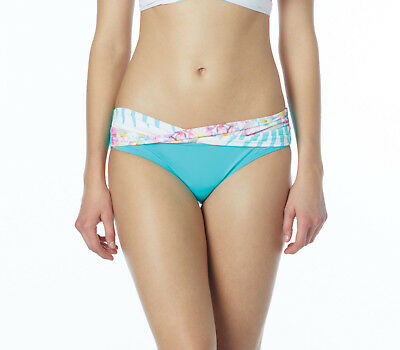 bba756929af5a NEW Coco Reef Tropical Escape Star Chick Hipster Bikini Swimwear Bottom L  Large