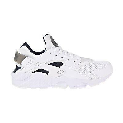 89f40ea01bff Nike Air Huarache Men s Running Shoes White Black Pure Platinum 318429-110