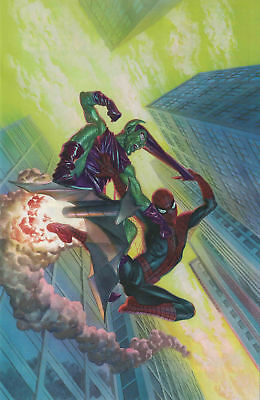 AMAZING SPIDER-MAN #798 1:100 VIRGIN VARIANT NM 2018 1ST Red Goblin Appearance