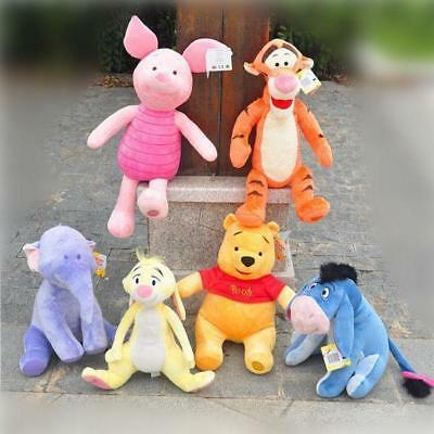 16'' Official store Winnie the Pooh Plush soft Stuffed Kids Birthday Toys Gifts