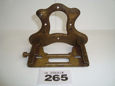 Clock Bracket For CASED Clock Ideal for Clockmaker Watchmakers Steampunk LOT 265