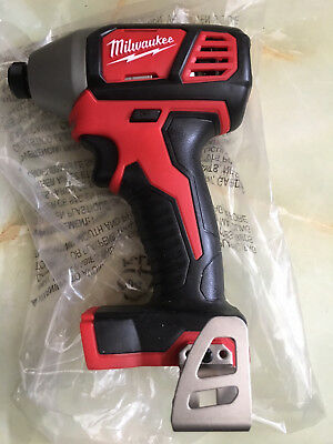 Brand New Milwaukee M18 1/4 Impact Driver 18V LITHIUM-ION 2656-20 Bare Tool Only