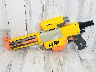 Nerf N-Strike Recon CS-6 Dart Blaster Gun Light Scope With Sniper 15 Darts