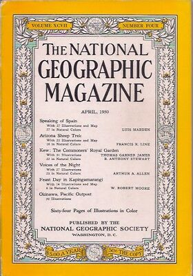 national geographic-APR 1950-SPEAKING OF SPAIN.