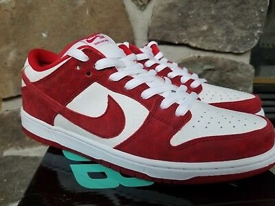 Nike Dunk Low Premium Sb Valentines Day Size 12 80 00 Picclick