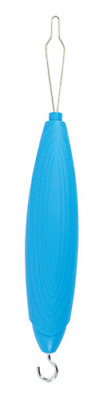 Aidapt Blue Plastic Handle Button Hook Zipper (Eligible for VAT relief in the UK