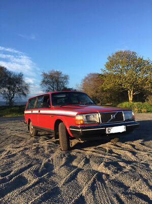 Volvo 240 gl, same owner since 1986