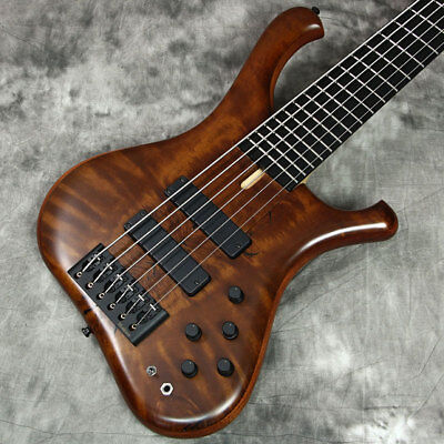 Marleaux Consat Custom 6 Strings Murtle Top
