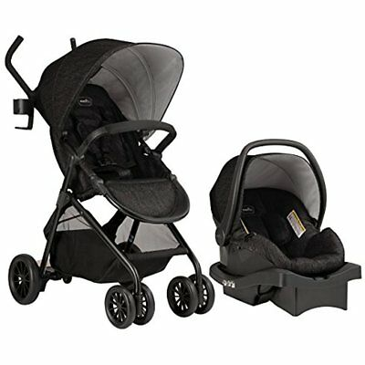 Sibby Travel System, Charcoal FREE SHIPPING