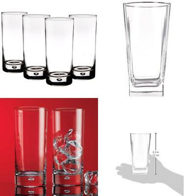 85a0fdcef90 HOME ESSENTIALS RED Series Bubble 17Oz Highball Glass
