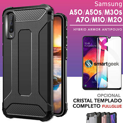FUNDA TPU Gel para HUAWEI MATE 10 efecto cuero carbon rugged case leather