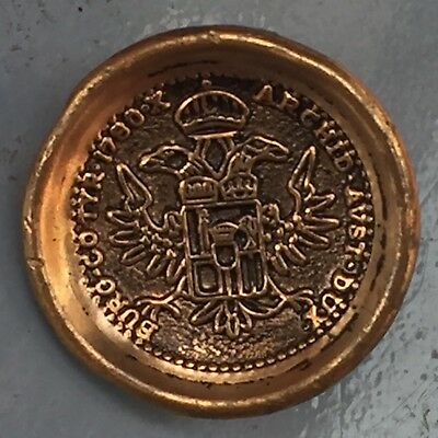 Vintage Double Headed Eagle Buttons