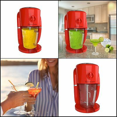 Safe Durable Frozen Slushy Machine Mushy Slushee Slush Maker Delicious Drink New