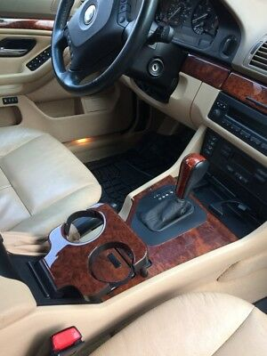 BMW  Cupholder (dual)  E38 7 series  High end Much better than factory installed