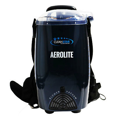 new Aerolite 1400W Backpack Vacuum Cleaner with Blower 4L Assorted Colours