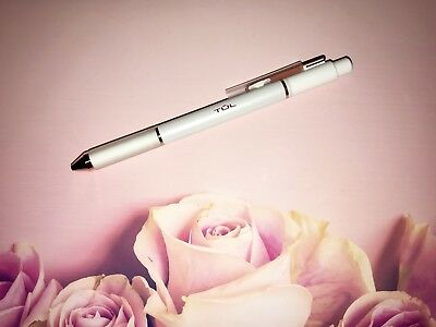 TUL Pearl Pen Limited Edition White Barrel w/ ROSE GOLD Accents Medium Point