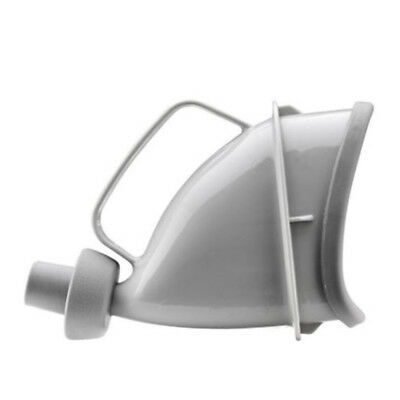 Device With Handle Unisex Mobile Toilet Urinal Funnel Portable Urine Bottle