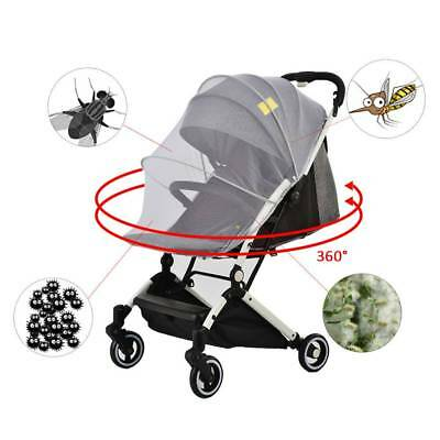Universal Buggy Pram Baby Stroller Cot Pushchair Mosquito Net Insect Bug Cover