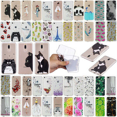 For Huawei Mate 10 Lite Pro Silicone Soft TPU Case Cover Cute Gel Skin Slim Back