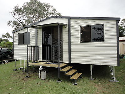 4 Bedroom Cabin Relocatable Home Caravan Granny Flat  Accomodation Movable