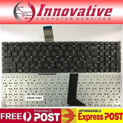 Laptop Keyboard For ASUS X501 X501A X501U US layout