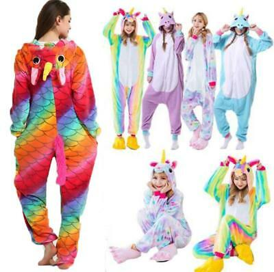 Adult Royal Unicorn Onesie1 Kigurumi Pajamas Animal Onsies Costume Cosplay