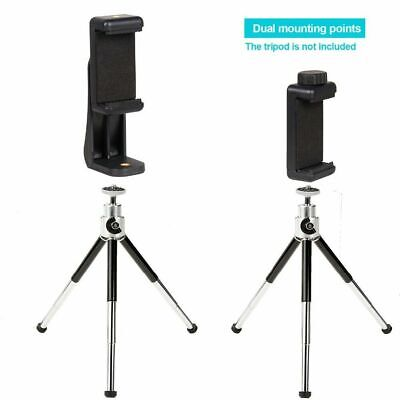Universal Smartphone Tripod Adapter Cell Phone Holder Mount Adapter D9S5
