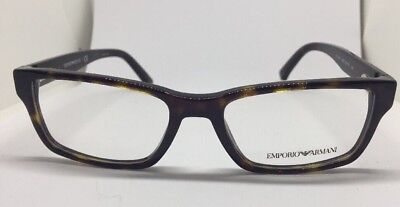 a55a33cbf8 NEW EMPORIO ARMANI EA3087 5026 Prescription Eyeglasses Frames 54mm ...