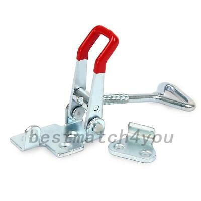 Metal Toggle Clamp Clip Latch Locking Catch for Drawer Toolbox Box Chest Quick