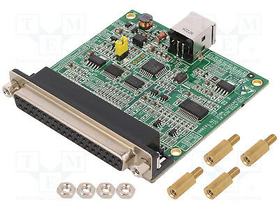 USB-4702 8-Channel Multifunction USB Data Acquisition Module, 10 kS/s, 12-bit