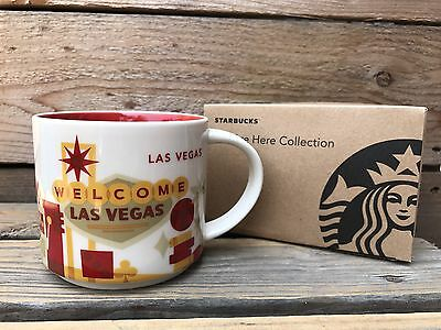 STARBUCKS Las Vegas You Are Here Mug Brand new in box