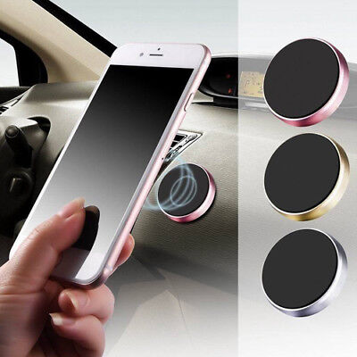 Universal Magnet Magnetic Phone Car Holder Magic Stand Mount For iPhone Samsung